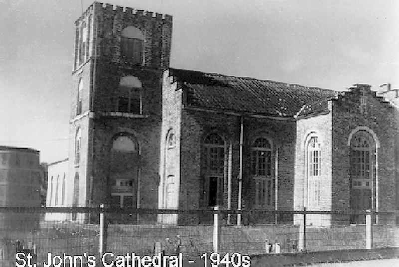 St John's Anglican Church-Belize